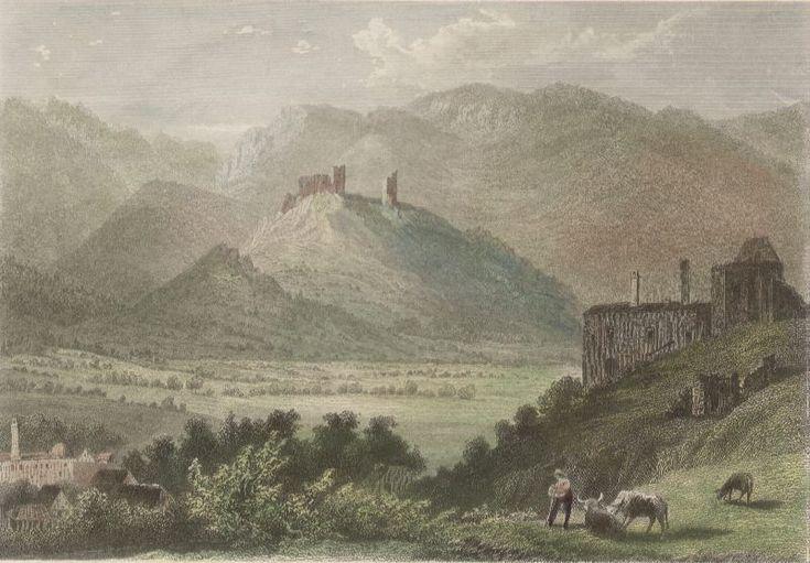 Rimetea ,Cetatea Colţeşti ,1864