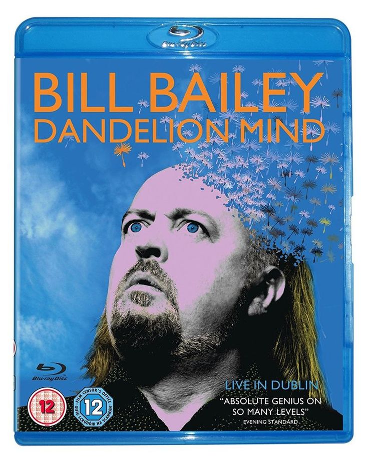 Bill Bailey Live: Dandelion Mind [Blu-ray] [2010] [Stand-Up Comedy]