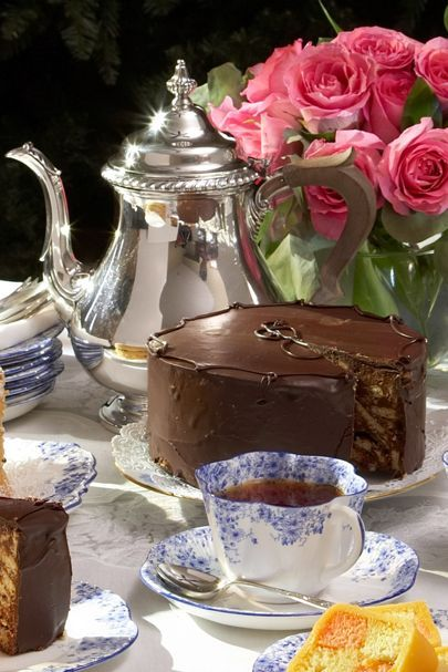 Posh Cakes - cakes loved by royalty - sport relief bake off special - | Tatler Magazine