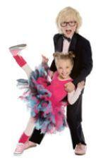 Nos petites vedettes en couverture Jean-Gilles et Léa-Marine sont de vrais passionnés de ballet. Nous les avons sélectionnés lors d'un casting mené sur notre page facebook.com/enfantsquebec.