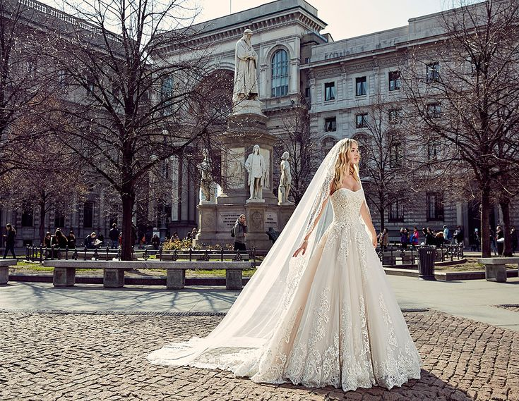 Eddy K Milano Style MD197.      Sweetheart, Tulle, Sleeveless, Ball Gown. Colors: Ivory / Silver. Champagne / Silver.