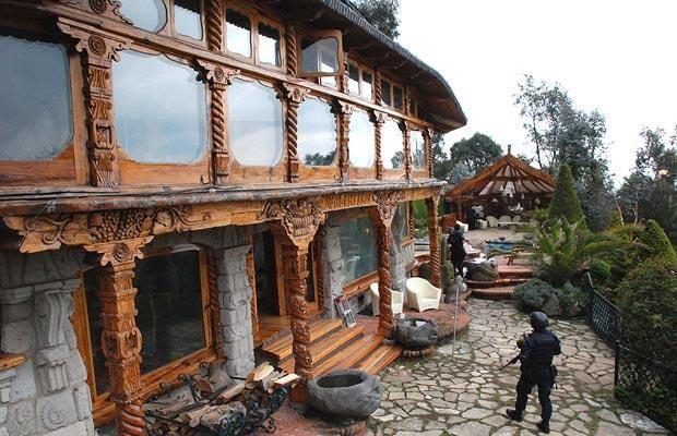 Customize Your Own Car >> Police in Mexico find private zoo at drug cartel's party house | House party, Mexico, Mexican ...