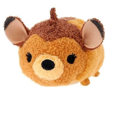 Brand New Disney Store Bambi ''Tsum Tsum'' Plush Mini