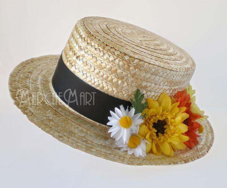 merchemart, tocados y sombreros: CANOTIER SILVESTRE