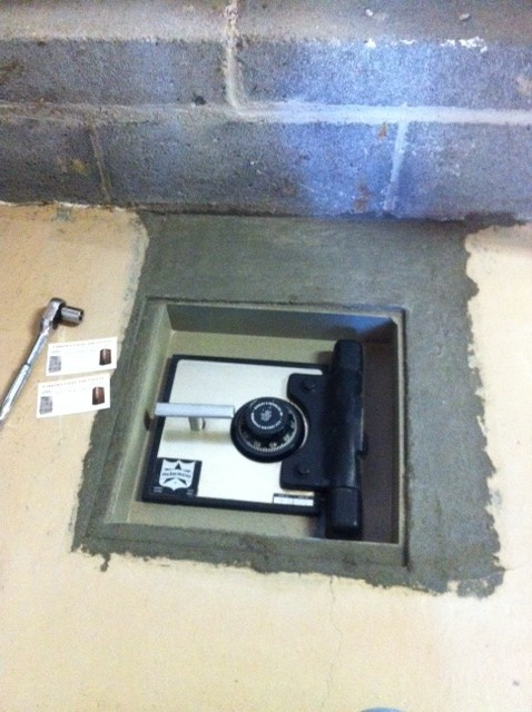 Marvelous An IN FLOOR Safe Hides And Protects Http://www.parkerssafesandvaults.