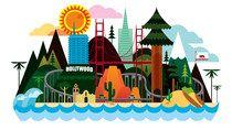 Friend & Johnson - Illustration + Animation - patrick hruby - overview