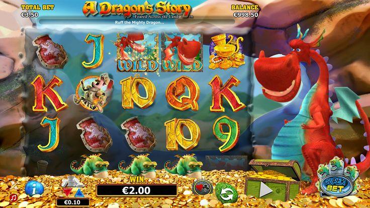 Was er ooit een tijd waarin  iedereen in het hele land werd gevreesd van de draken? In de traditionele Knight vs Dragon verhalen ondersteunen we meestal een ridder, maar het is veel leuker om aan de kant van Ruff the Dragon zijn in A Dragon's Story van Nextgen. A Dragon Story is een 5 reel slot met 4 rijen, 25 vaste winlijnen, Bonus Spel, Wild Symbool, Multiplier, Scatter Symbool en Gratis Spins.