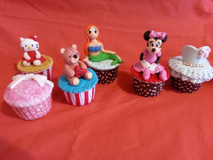 The cupcakess