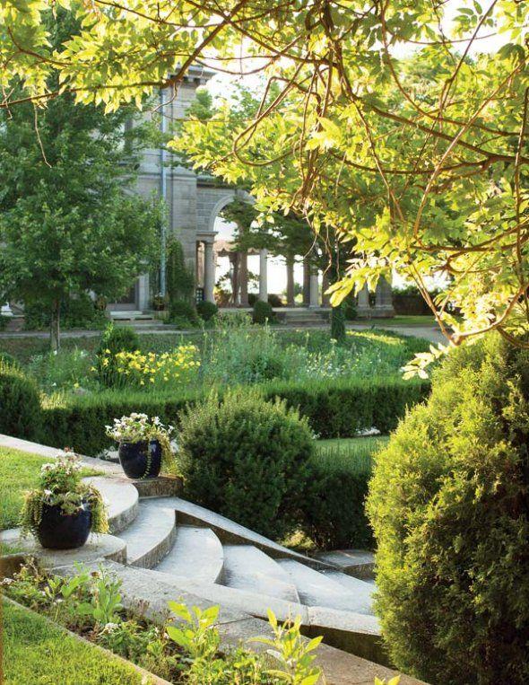 The Connecticut Gardens of Beatrix Farrand - Connecticut Magazine - May 2014 - Connecticut