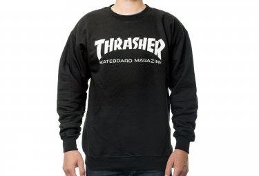 Sweat THRASHER SKATE MAG Noir