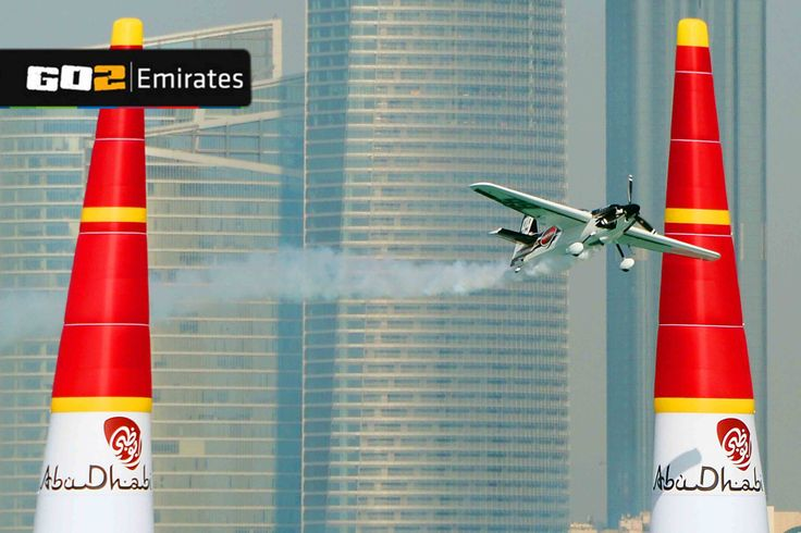Red Bull Air Race at Abu Dhabi, Corniche. Did you catch the action? Here's what we saw :) #uae #airrace #redbull #redbullairrace #planes #airplanesrace #acrobats #flying