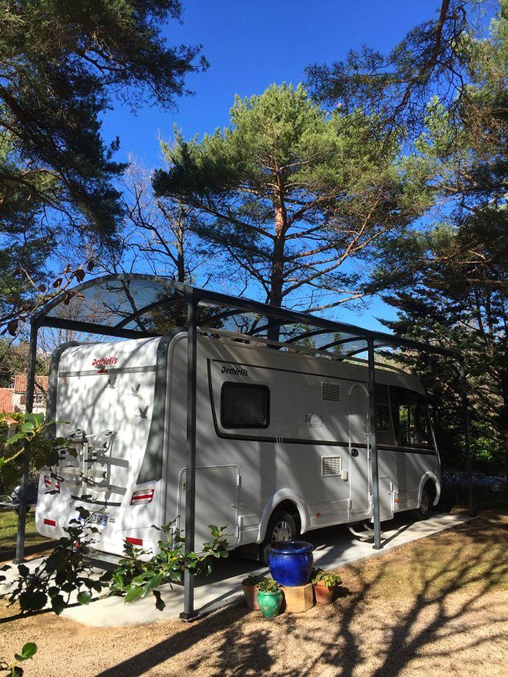Les 9 meilleures images du tableau Abris camping car sur Pinterest ...