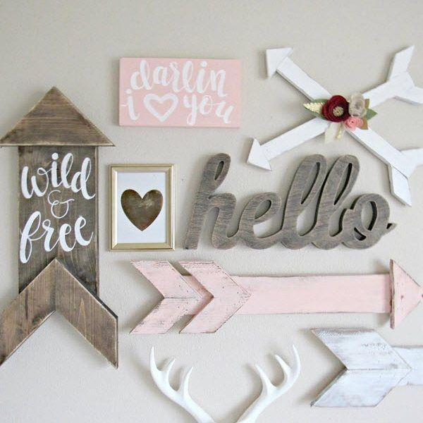 SHOP: @atwoodaveTheir shop has some serious style! THE DETAILS: All of their signs are cut and painted by their lovely owner KaraVisitatwoodavenue.etsy.comto get yours today!