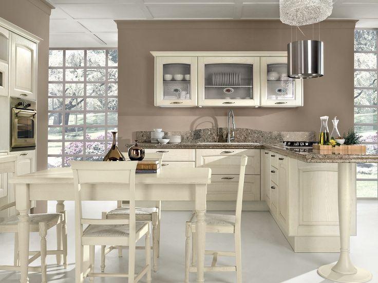 11 best LAURA / Cucine Lube Classiche images on Pinterest | Kitchen ...