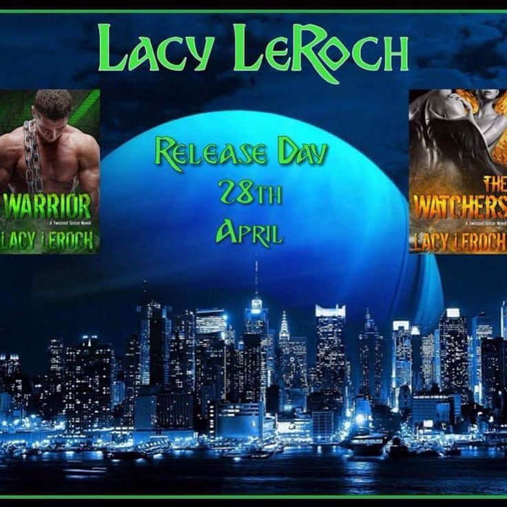 ⭐️Don't forget to Add to your TBR⭐️ https://www.goodreads.com/book/show/23627229-the-watchers  https://www.goodreads.com/book/show/29436551-warrior Lacy LeRoch