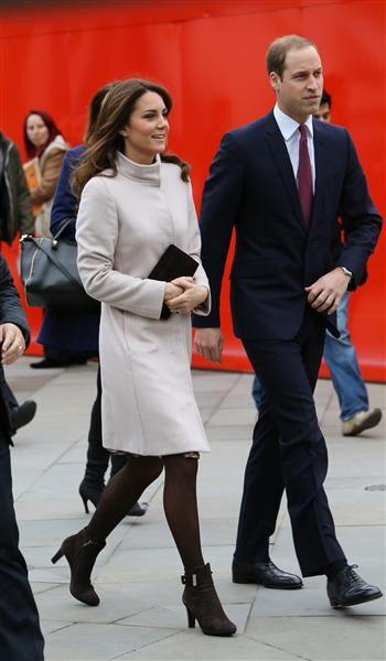 Kate Middleton: embarazada y con estilo