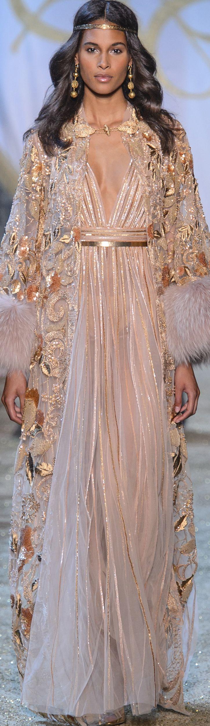 Elie Saab Fall 2017 Haute Couture