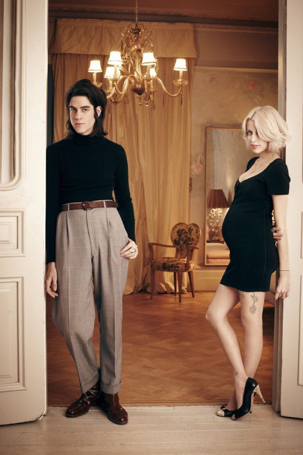 Thomas Cohen & Peaches Geldof -- Still can't believe she's preggers