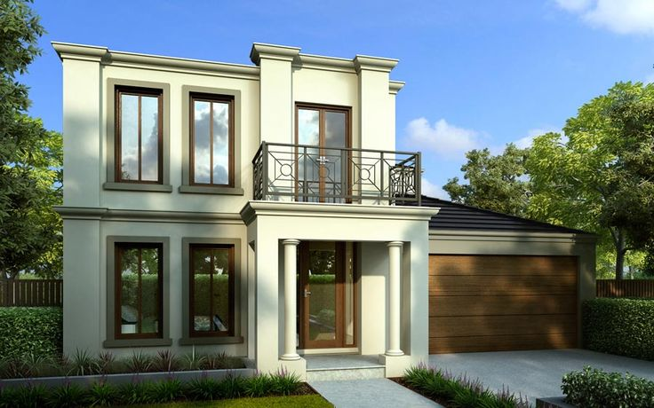 92 best images about casas on pinterest house plans for Classic house facades