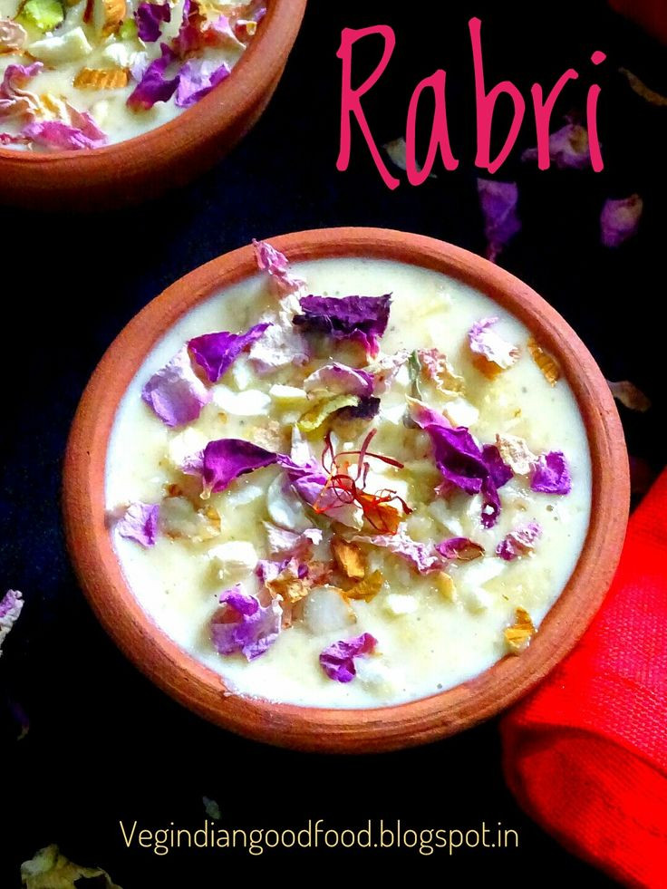 How to make Rabdi |Yummilicious Popular Indian Dessert Recipe - Rabri        #rabdi #rabdi #indianfoodbloggers #indiandessert.#food #sweet #indiansweets #foodphotography #saffron #milk #dessert #yummlicious #recipe #foodblog