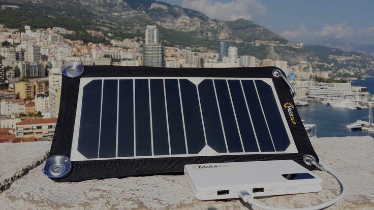 Mobisun biedt draagbare energie oplossingen via hoogwaardige zonnecel- en batterij-technologie voor het opladen van smartphones, tablets, camera's, etc. via USB. Neem uw Mobisun draagbare zonnepaneel overal mee naartoe en voorzie uw apparaten van stroom