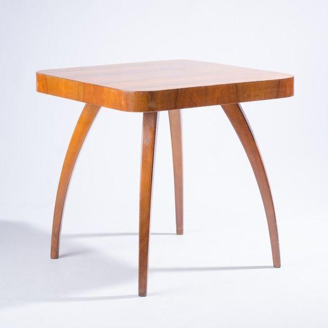 Konferenční stolek Pavouk - Jindřich Halabala
