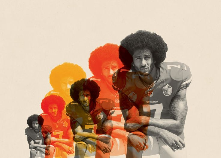 What is the impact of Colin Kaepernick's national anthem kneel? #colinkaepernick #49ers #NFL #NationalAnthem #BlackLivesMatter #BLM #BluelivesMatter