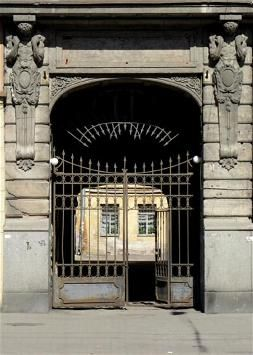 russian doors - Ksenia Grishkova Personal Website & 65 best gateway images on Pinterest   Garden gate Garden gates ...