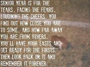 Senior year......so true!