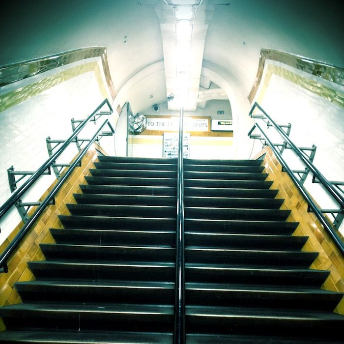 Consejos de uso del metro de Londres