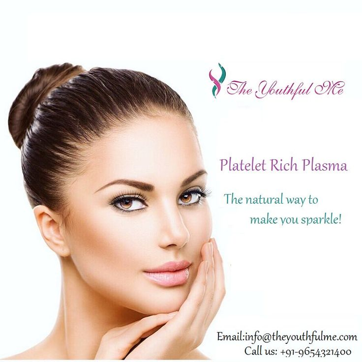 #PRP skin rejuvenation- Finally, a treatment that restores natural beauty, naturally!!