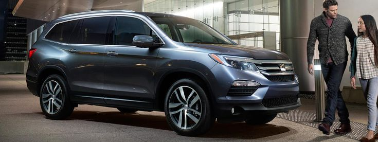 The 2016 Honda Pilot Achieves up to 27 MPG* Highway