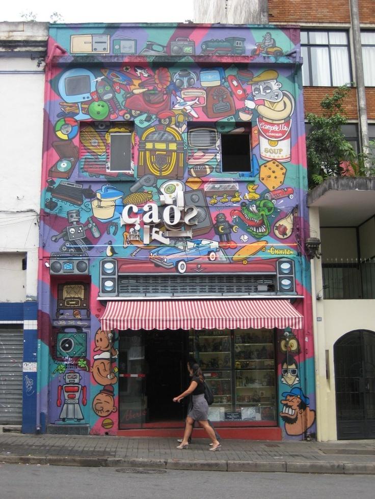 CaoS Rua Augusta No 584, São Paulo
