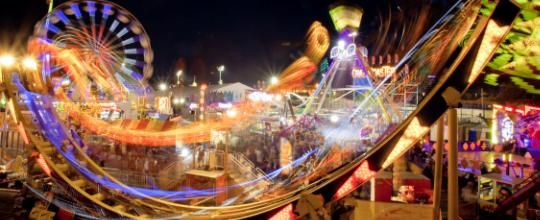 Event: @Ekka, RNA Showgrounds, #Brisbane (9 - 18 August 2012)