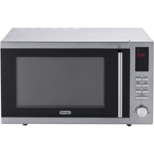 Buy De'Longhi AM925EBY 25L Solo Microwave - Silver at Argos.co.uk - Your Online Shop for Microwaves.