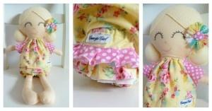 Little Sunshine Doll ~ April
