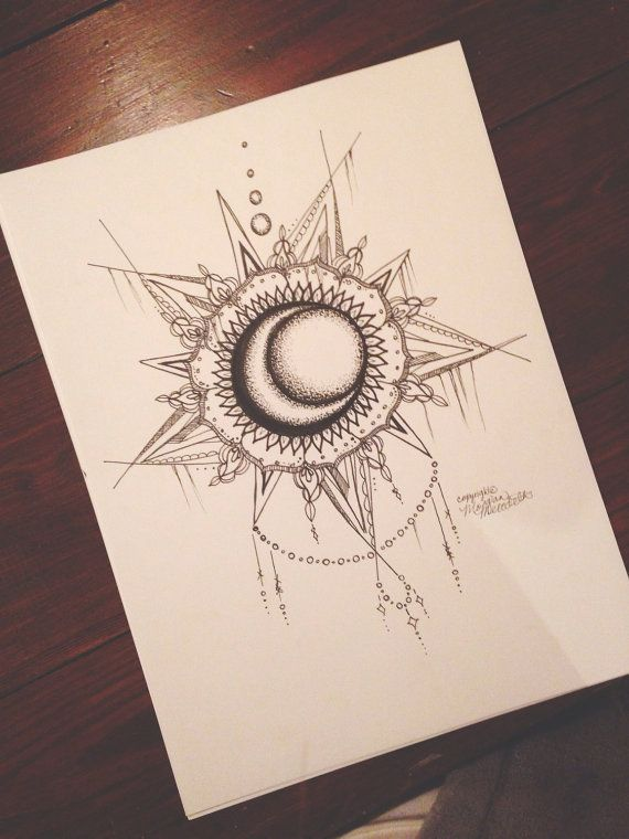 Space Print by MorgansCanvas on Etsy, $10.00