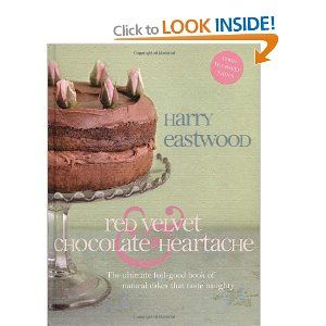 Red velvet & chocolate heartache cookbook