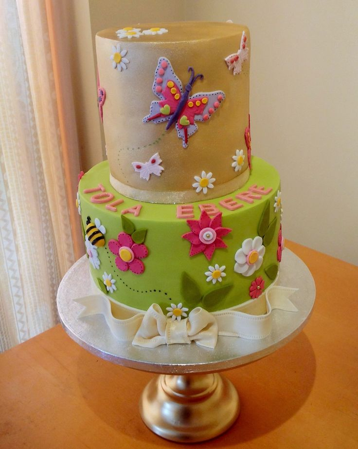 Children's Birthday Cakes by Sweethearts Cupcakery.