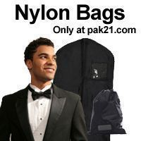Pak 21 is a leading manufacturer and importer of quality garment bags and packaging.