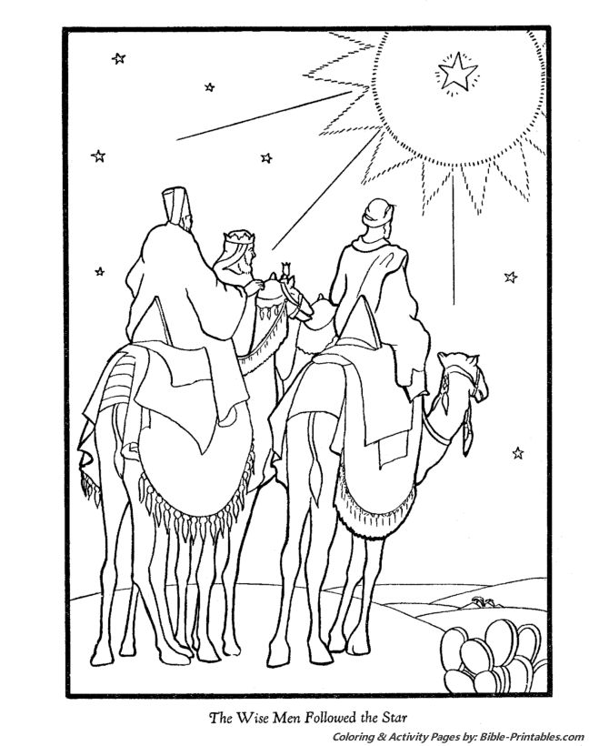 16 best Christmas Coloring pages images on Pinterest Coloring - new coloring pages of baby jesus in the stable