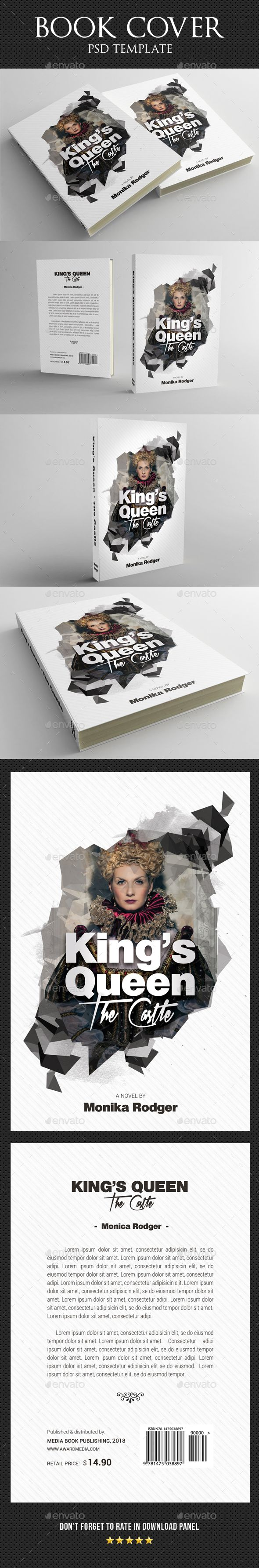 98 best Book Cover Templates images on Pinterest