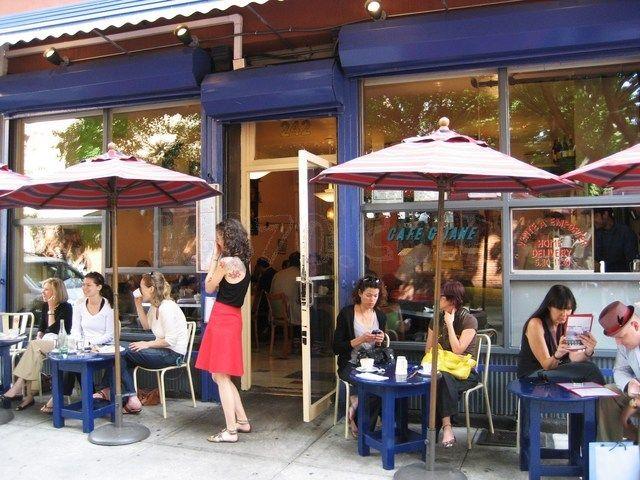 Cafe Gitane - 113 Jane Street @ The Jane Hotel or 242 Mott Street