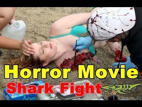 New Horror Movie Shark Fight 2016||Hollywood movie ||Super hit Horror Mo...