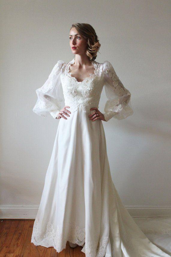 19++ Bishop sleeve wedding dress ideas in 2021
