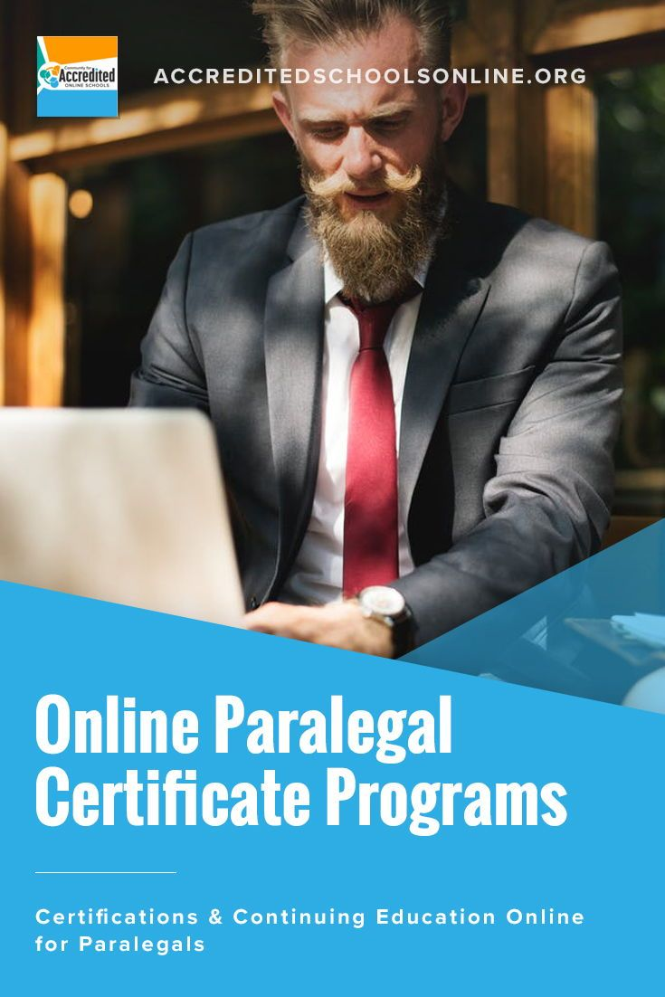 The Best Online Paralegal Certificate Programs To Advance Your
