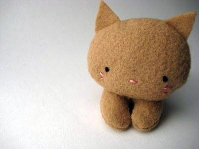 the most adorable felt creatures on etsy.