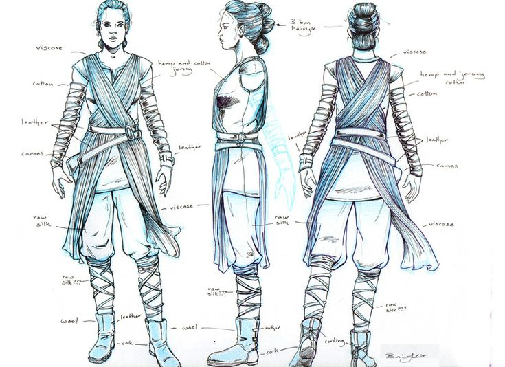 force awakens rey costume | Rey - Star Wars: The Force Awakens Build (open for everyone!) - Page 5