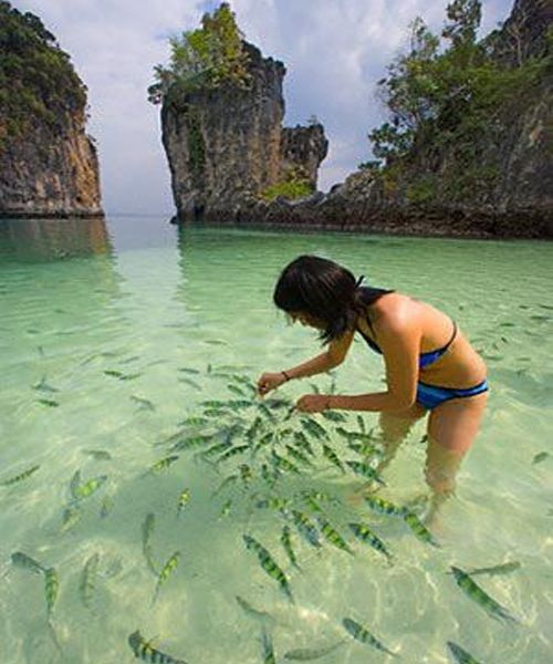 Adventure Holidays Destination, Krabi - Thailand