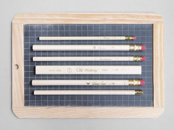 6 Pencil Variety Box. Website: Present & Correct. I'm in love with an online stationery store.